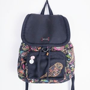 Sakroots Signature Owl Backpack